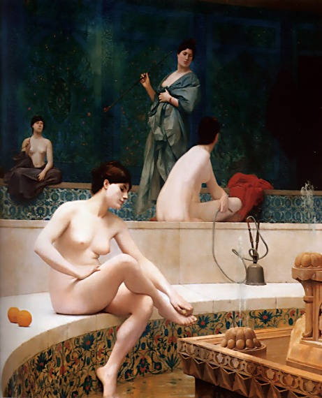 Gerome-the-harem-bath